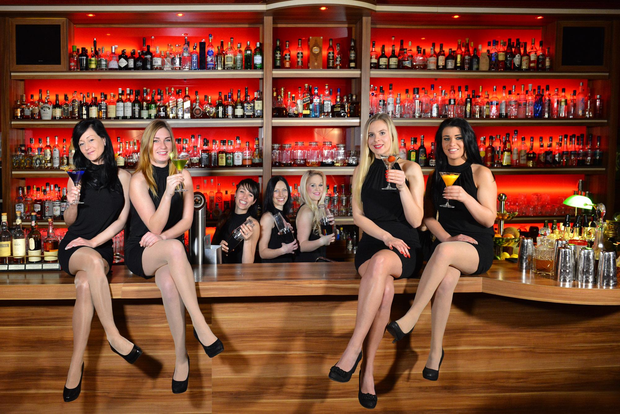 Shaker Girls – Konzept