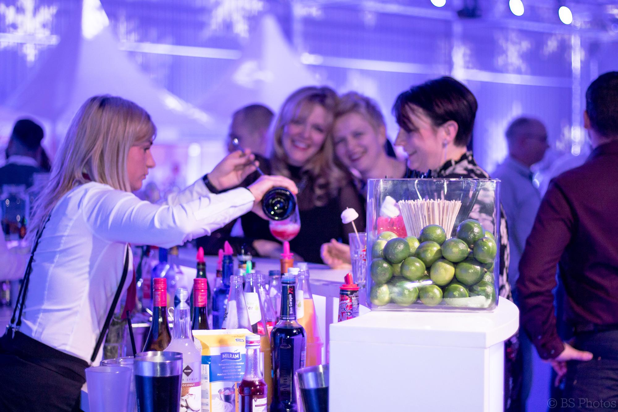 Shaker Girls – Firmenfeiern und Events
