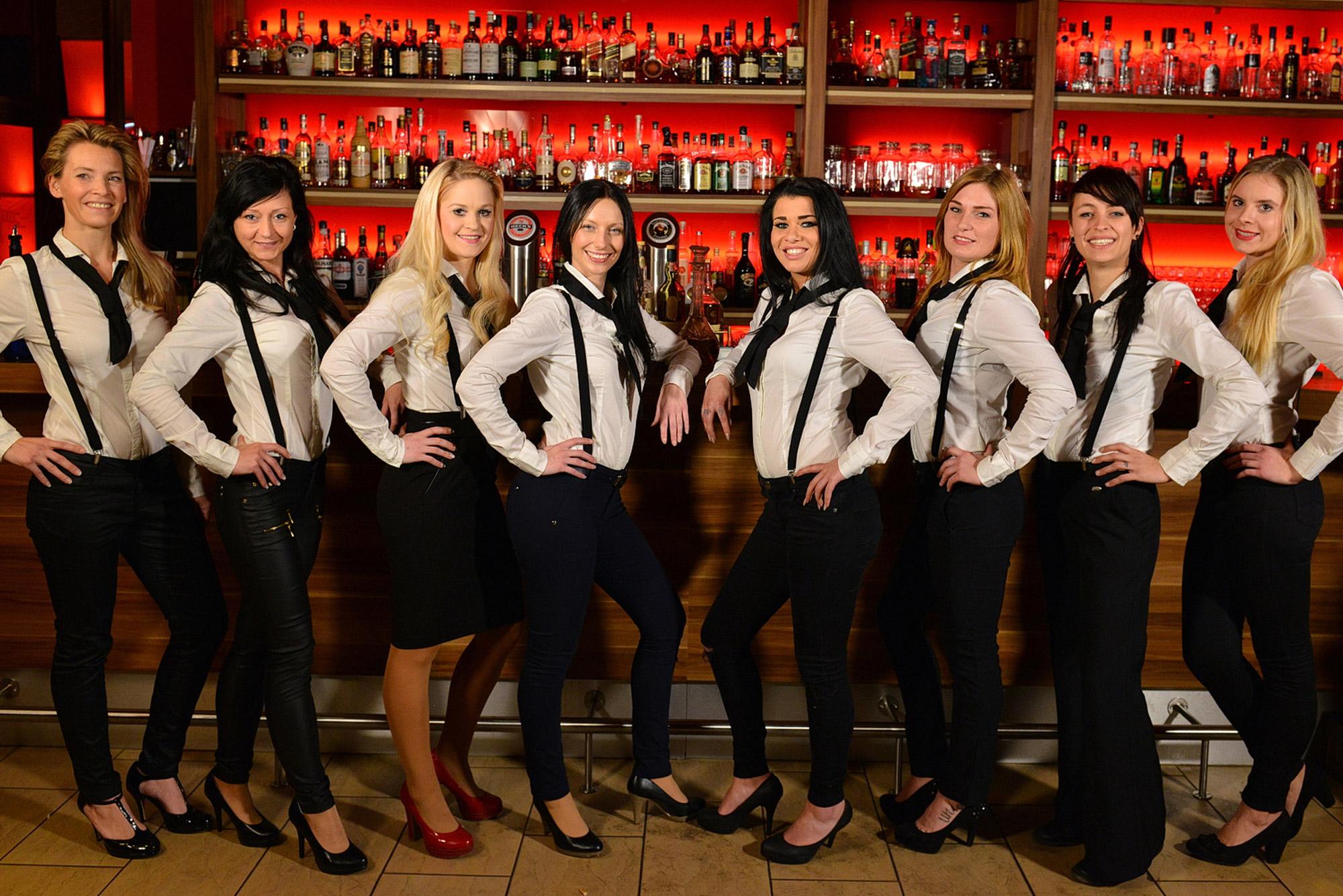 Shaker Girls – Messen